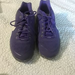 Nike Free Fit 2 Purple Trainers